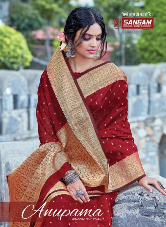 Silkvilla Pama Linen Cotton Print Saree Catalog Wholesale Rate