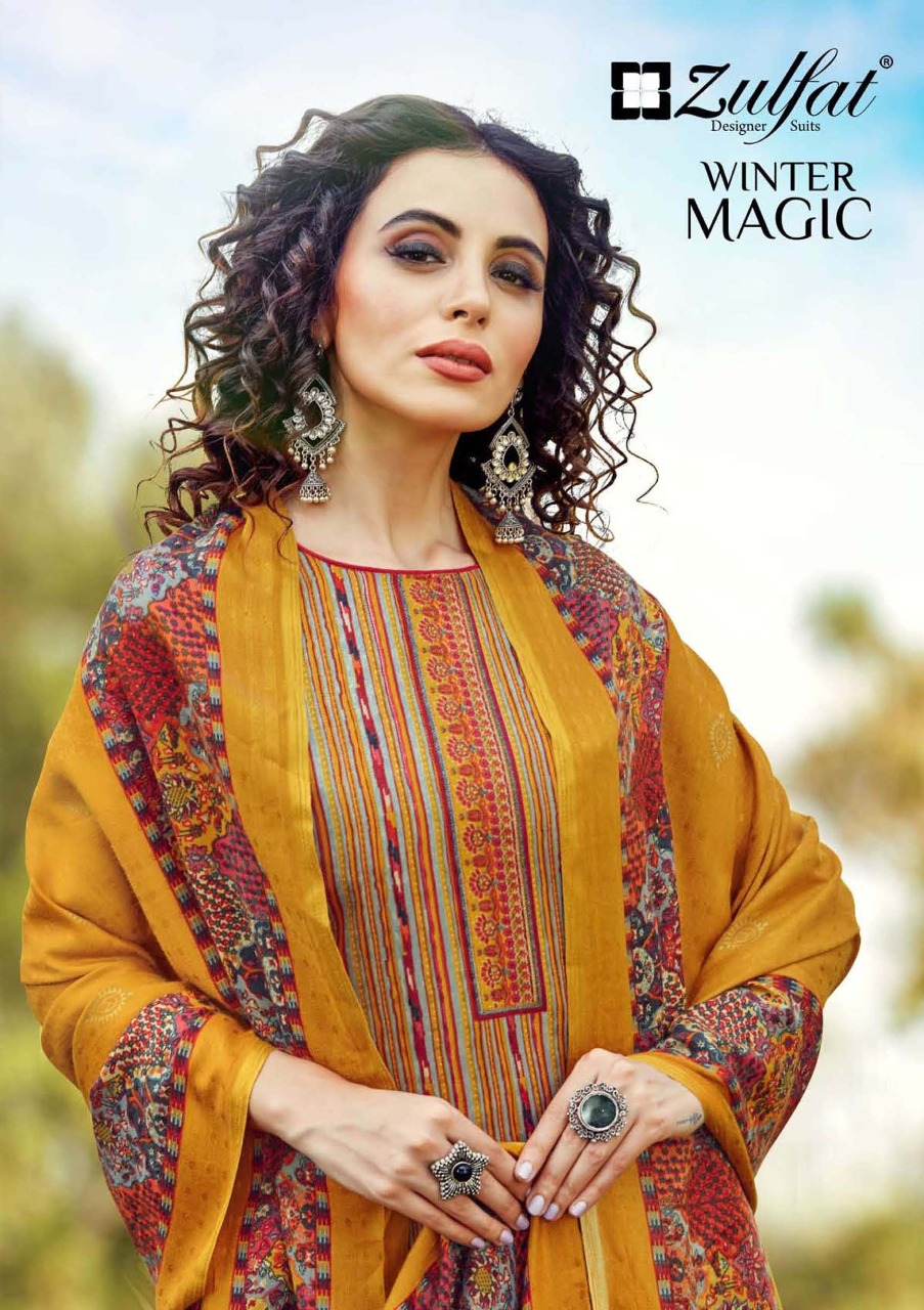 Merahki Presents Magic Vol 2 Rayon Printed Gown Collection Wholesaler In Surat