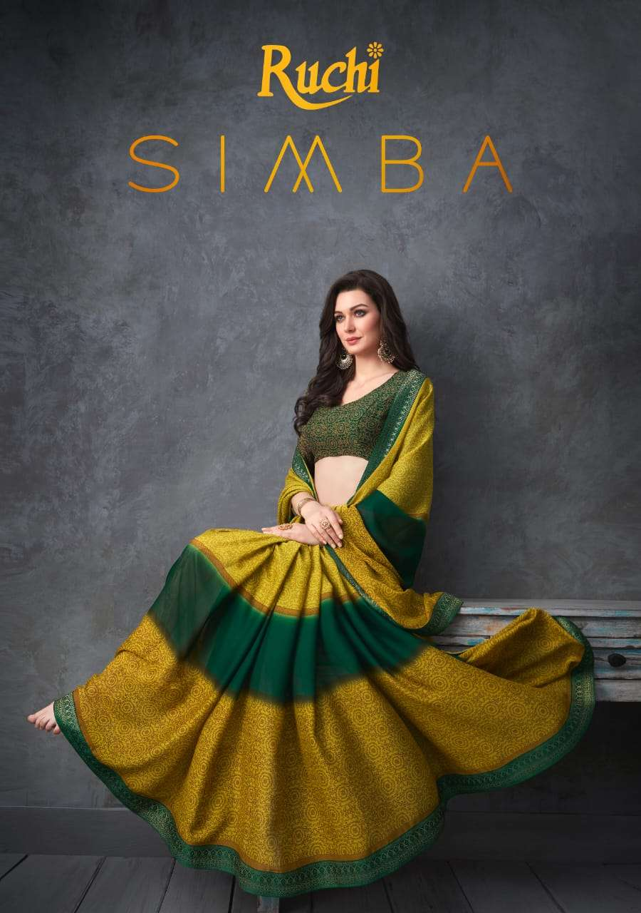 Samaira Fashion Simba Upada Silk Suits Catalogue Wholesale Price Online