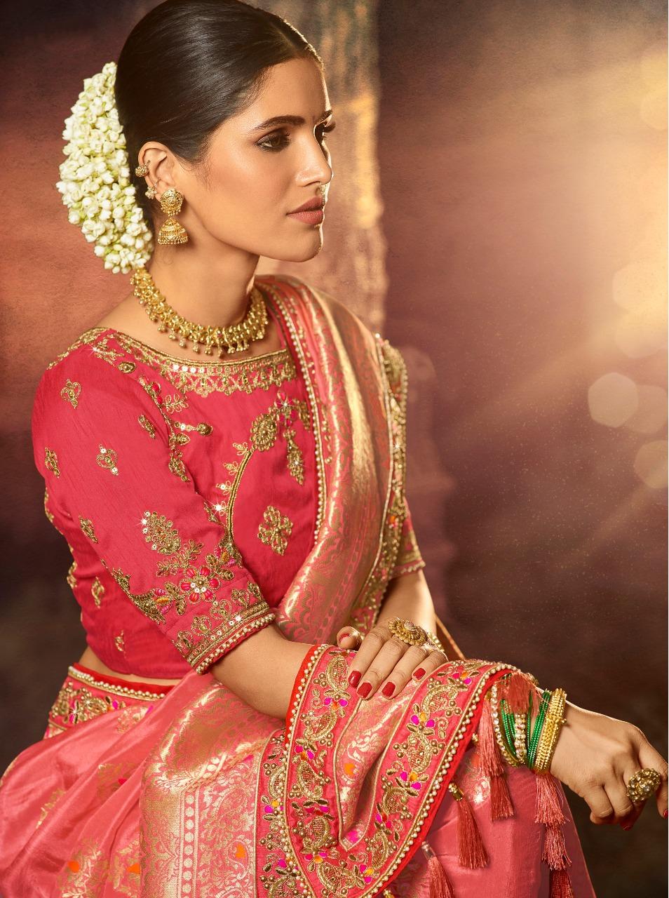 Sulakshmi Saree Vol 3 5601-5611 Series Grand Rich Looking Indian Designer Saris