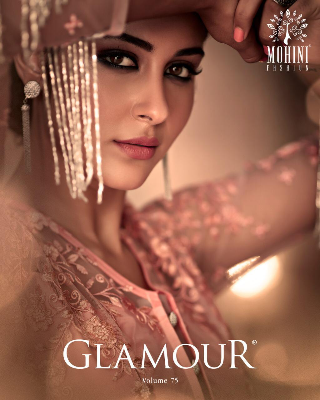 Mohini Glamour Vol 75 Party Wear Gown Readymade Collection Wholesaler