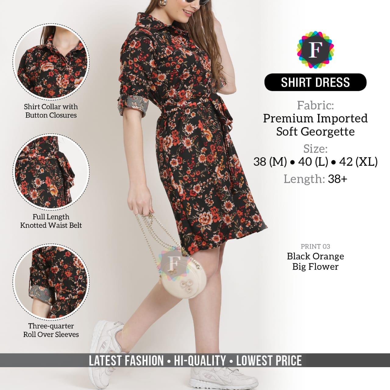 Shirt Dress Western Wear Girls Dress Collection Buy Online