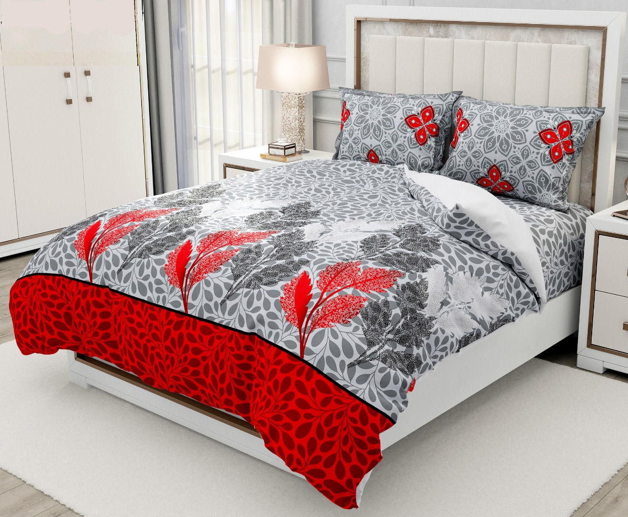 Kc Part 1 Presenting Hawaii Cotton King Size Bed Sheets Collection With Pillow Cover
