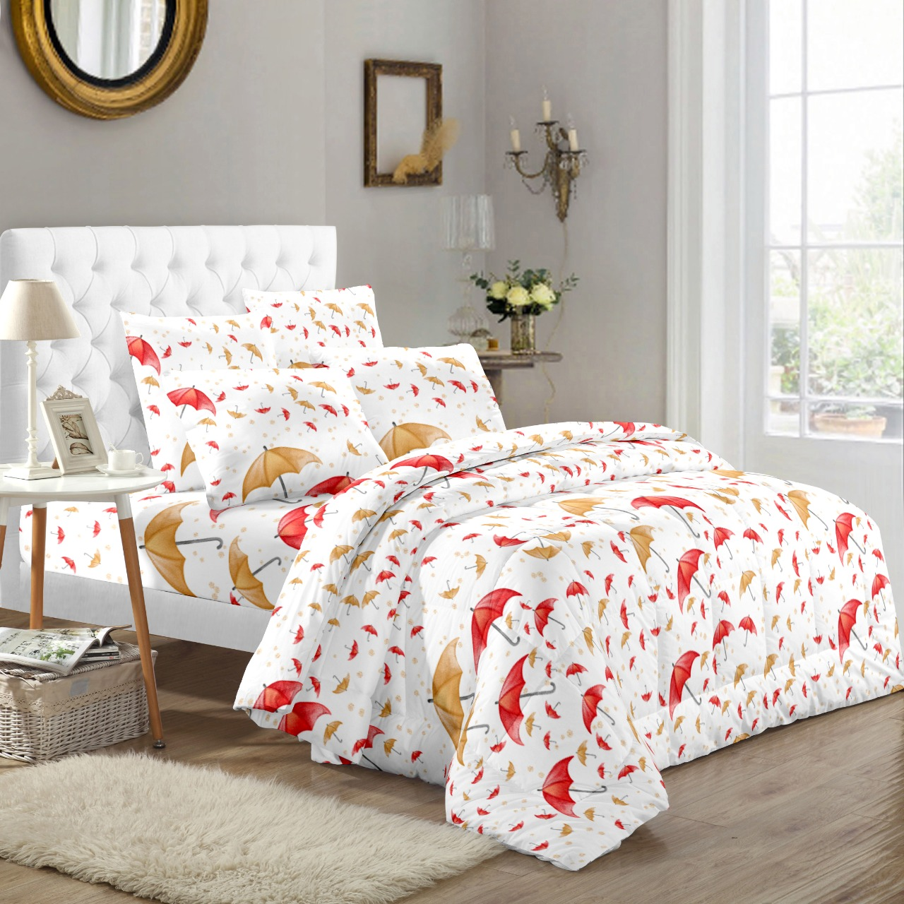 Solitier Cotton King Size Bed Sheet With Two Pillow Cover Wholesaler In Surat Market