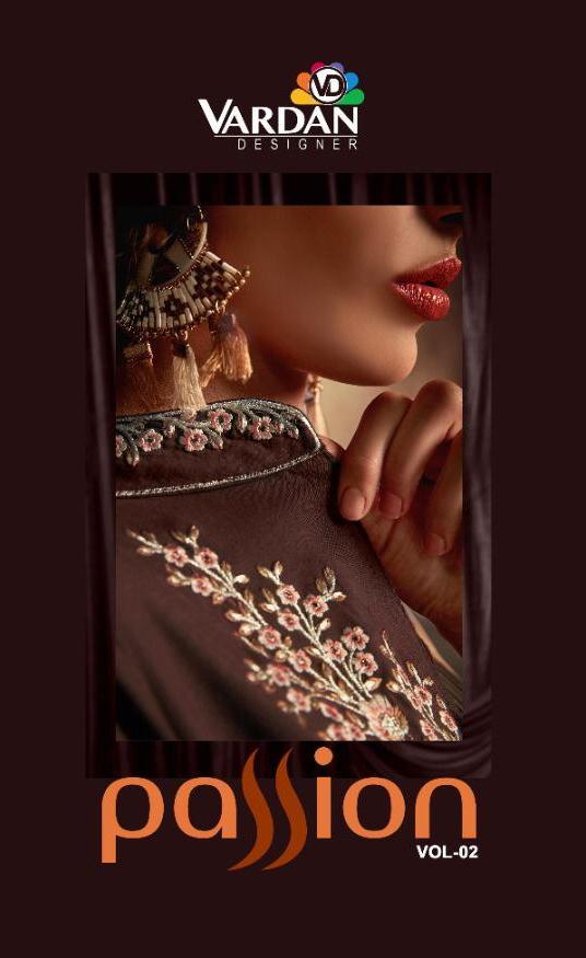 Vardan Designer Present Passion Vol 2 Rayon Long Kurti Concept Looking Beautiful