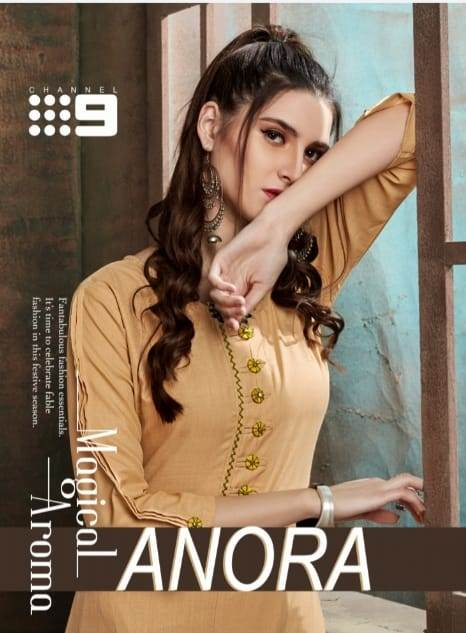 Anora By Channel 9 Ira Slub Stylish Top With Printed Pants Online Supplier