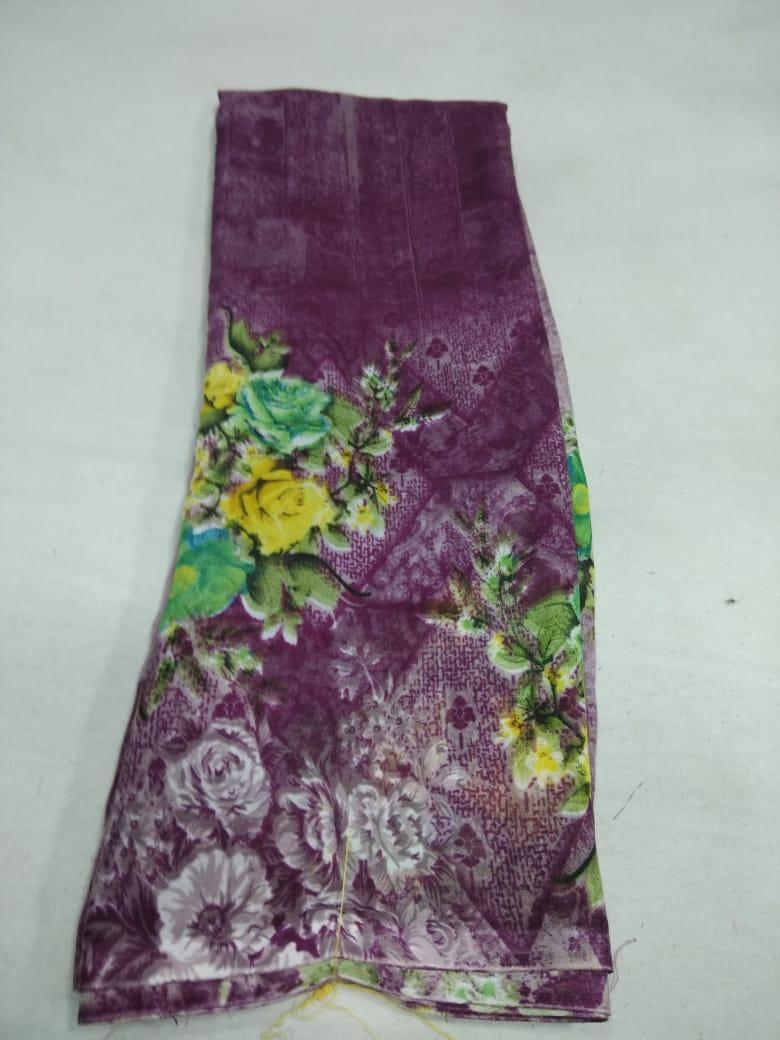 Narmada Launch Raniyal Casual Daily Wear Printed Fancy Saree At Chipest Rate