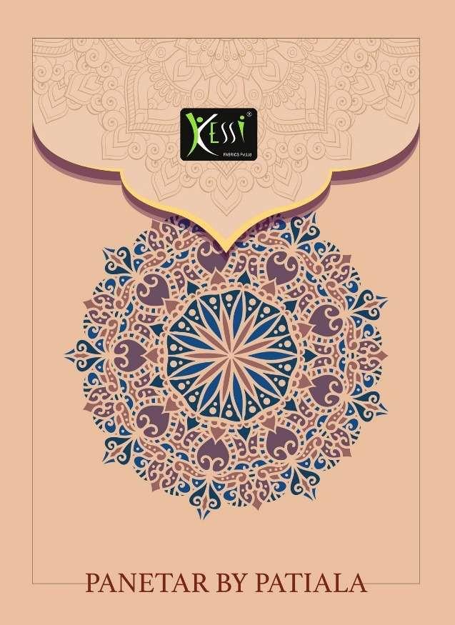 panetar by patiyala by kessi jam silk embroidery casual wear suits wholesaler