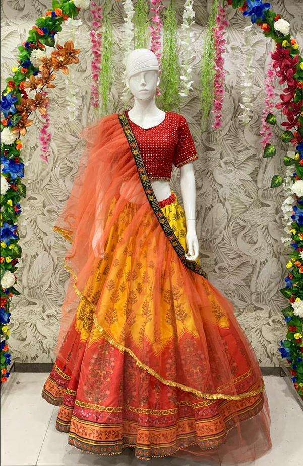 peafowl vol 66 printed lehenga choli collection wholesale clothing store