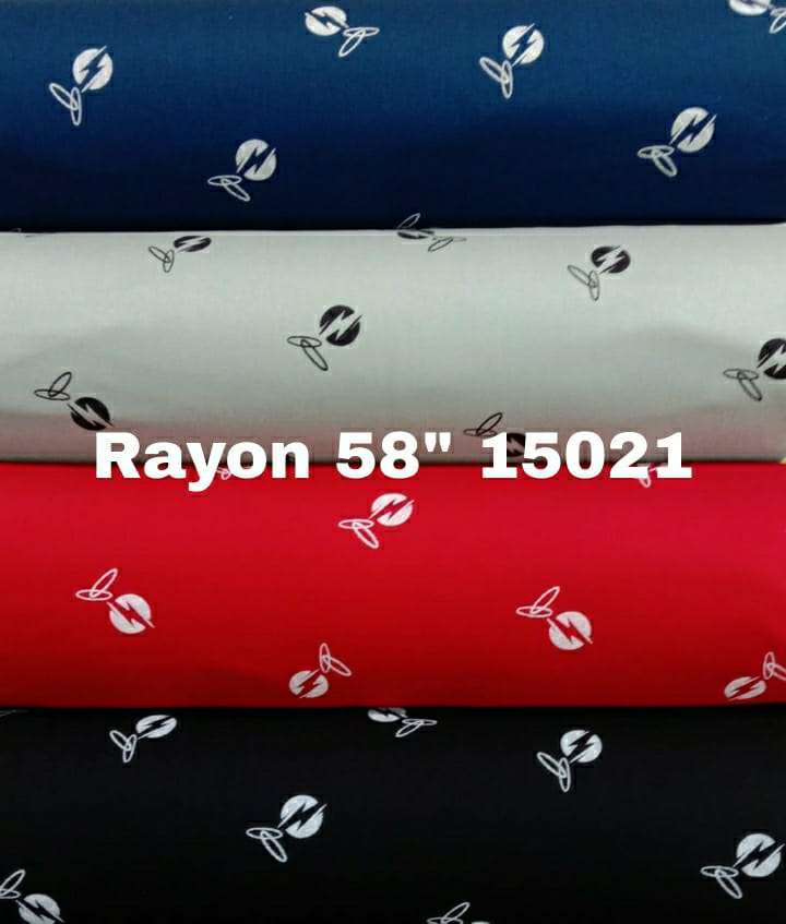 big panna rayon printed fabrics width 58 inch @81/- lowest price at krishna creation surat