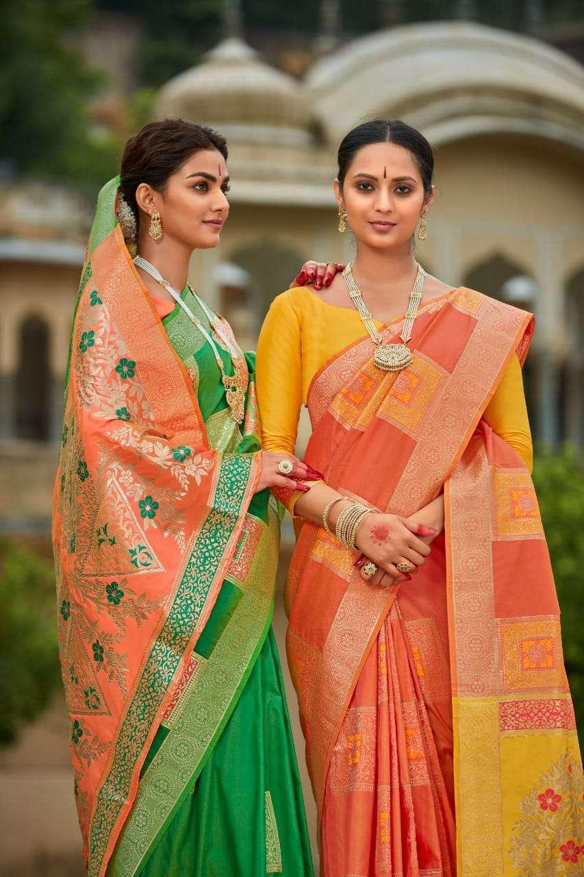Kesar Karachi Launch Zara Pashmina Digital Print Salwar Suits At Wholesale Rate