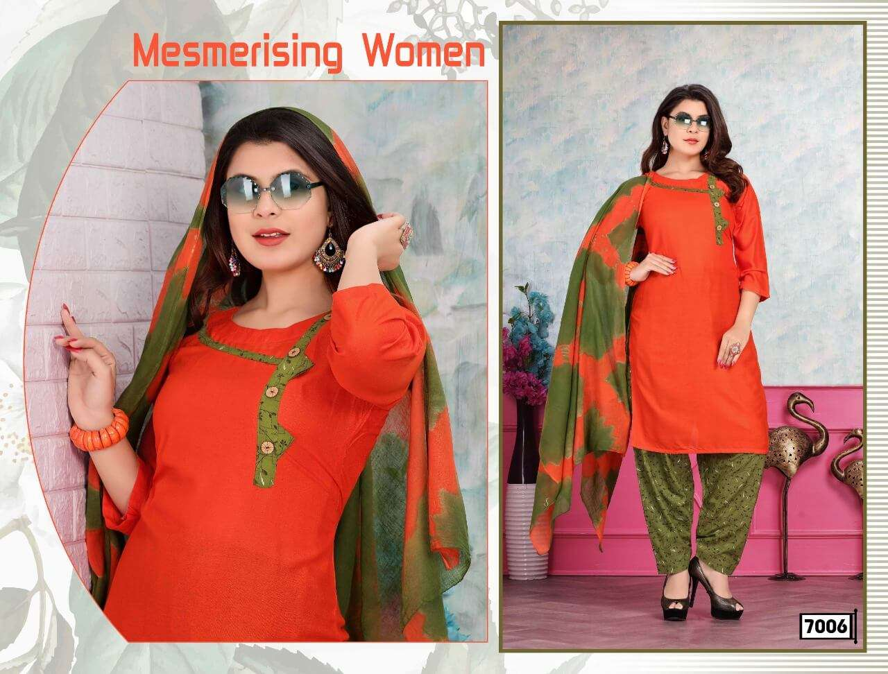 Arsh By Deepsy Suits Pure Cotton Formal Wear Summer Dress Materials