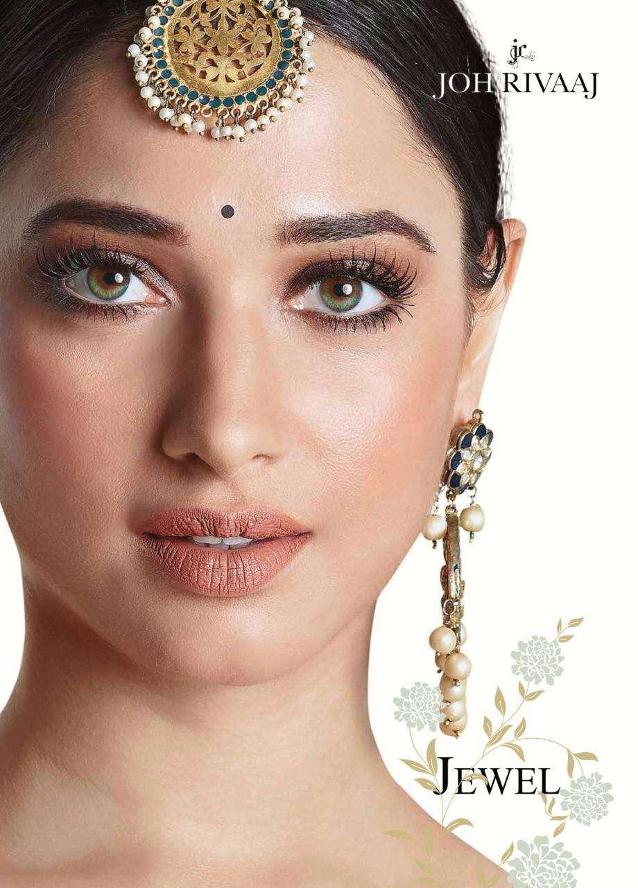 Jewel By Joh Rivaaj 5901 Series Silk Exclusive Fancy Sarees