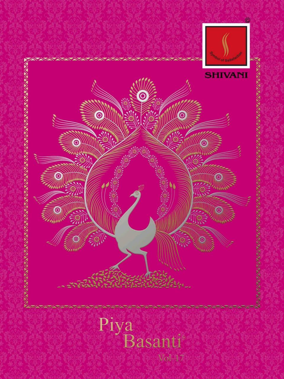 Shivani Piya Basanti Vol 17 Daily Wear Cotton Salwar Suit Collection