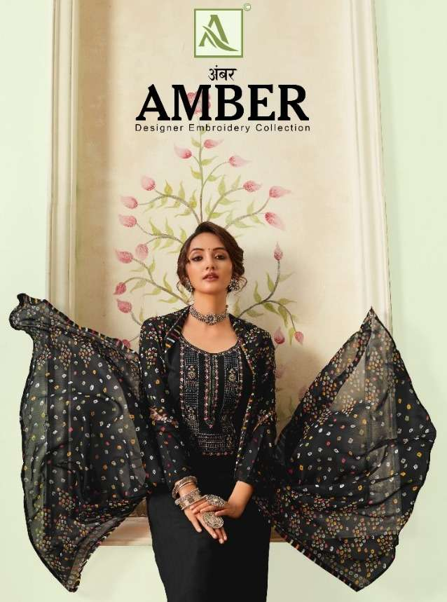 Amber Vol 2 By Alok Suits Wholesaler And Exporter