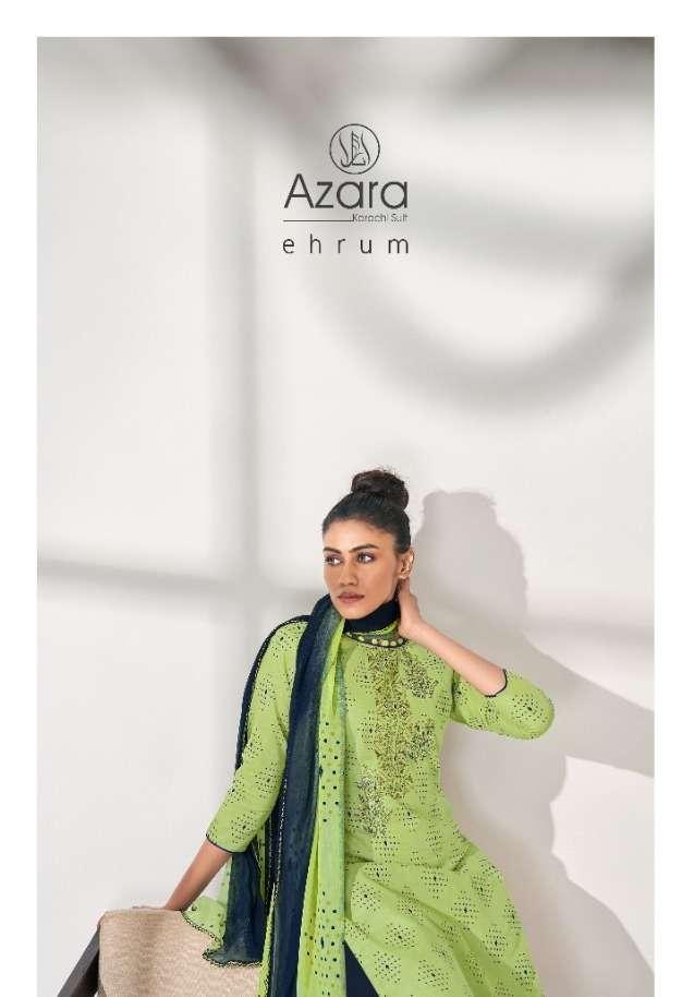 Ehrum By Azara Radhika Cambric Cotton Dresses Supplier