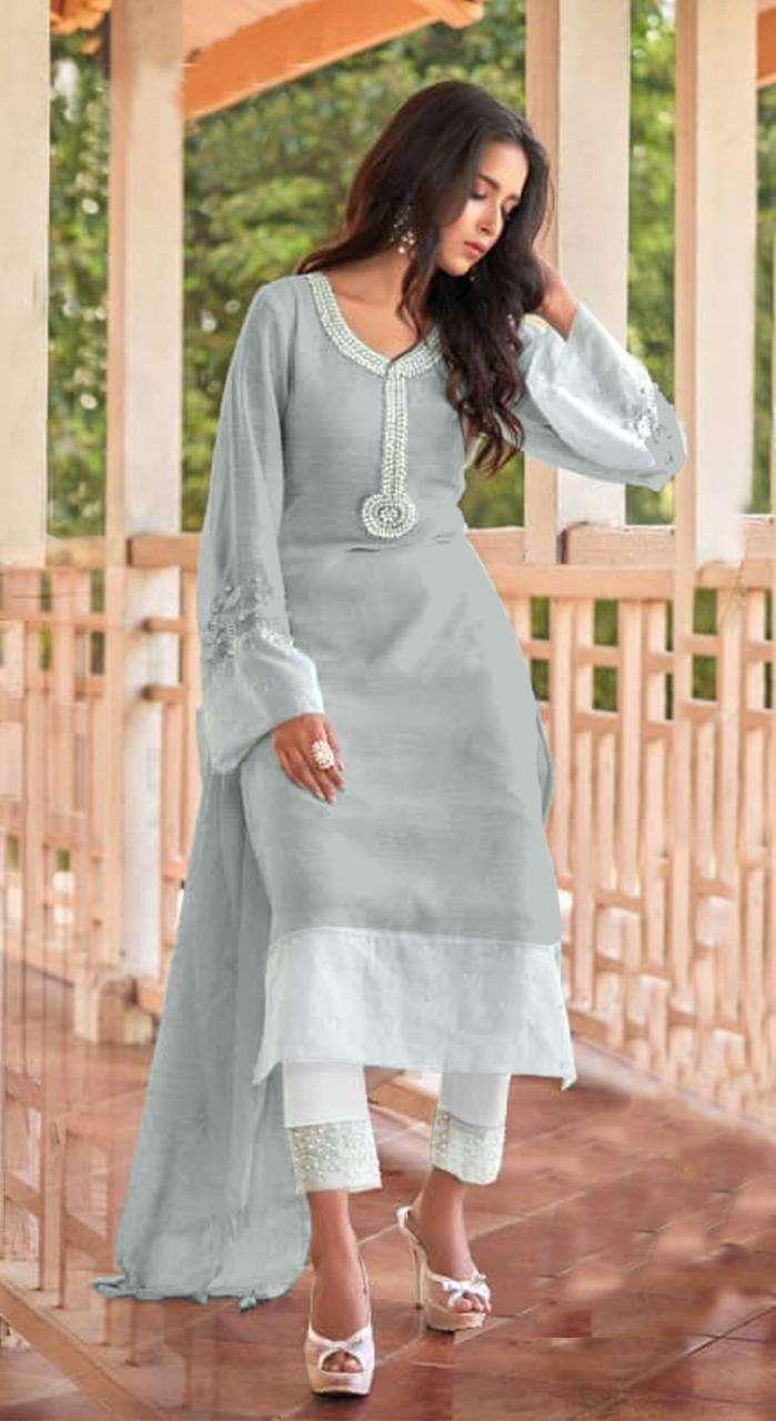 Haya Vol 1004 Readymade Pakistani Tunic Suits