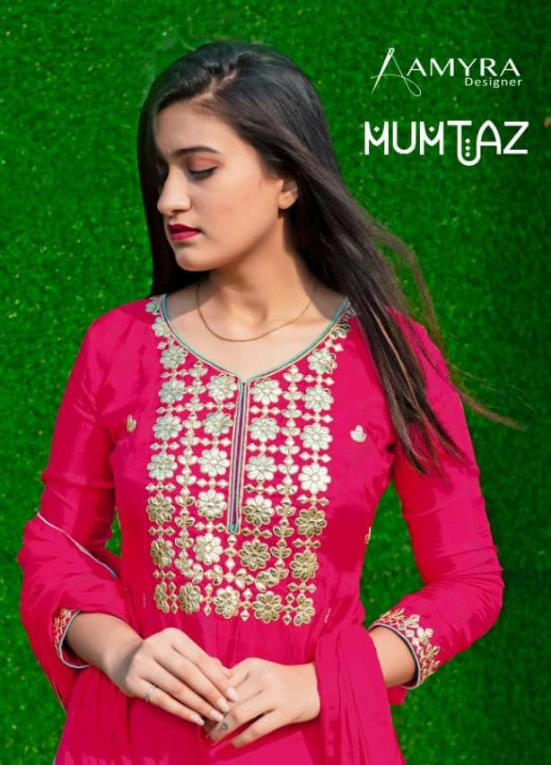 Mumtaaz By Amyra Exclusive Plazzo Suits Wholesaler