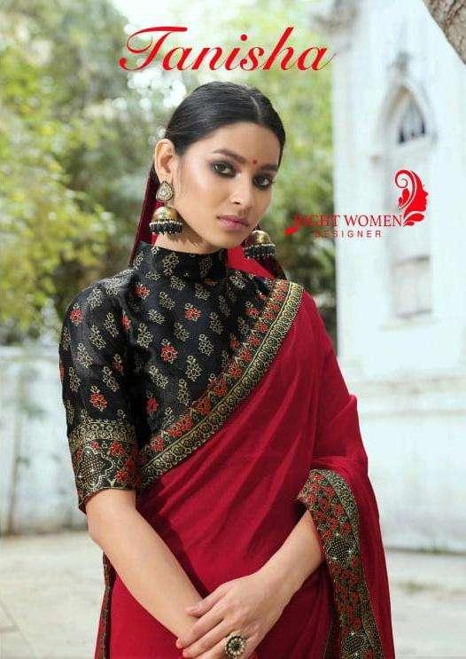 Right Women Tanisha Vichitra Fancy Ladies Sarees