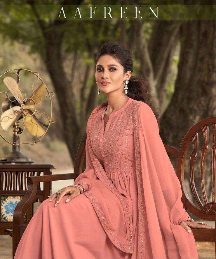 Aafreen By Maskeen Readymade Designer Salwar Kameez