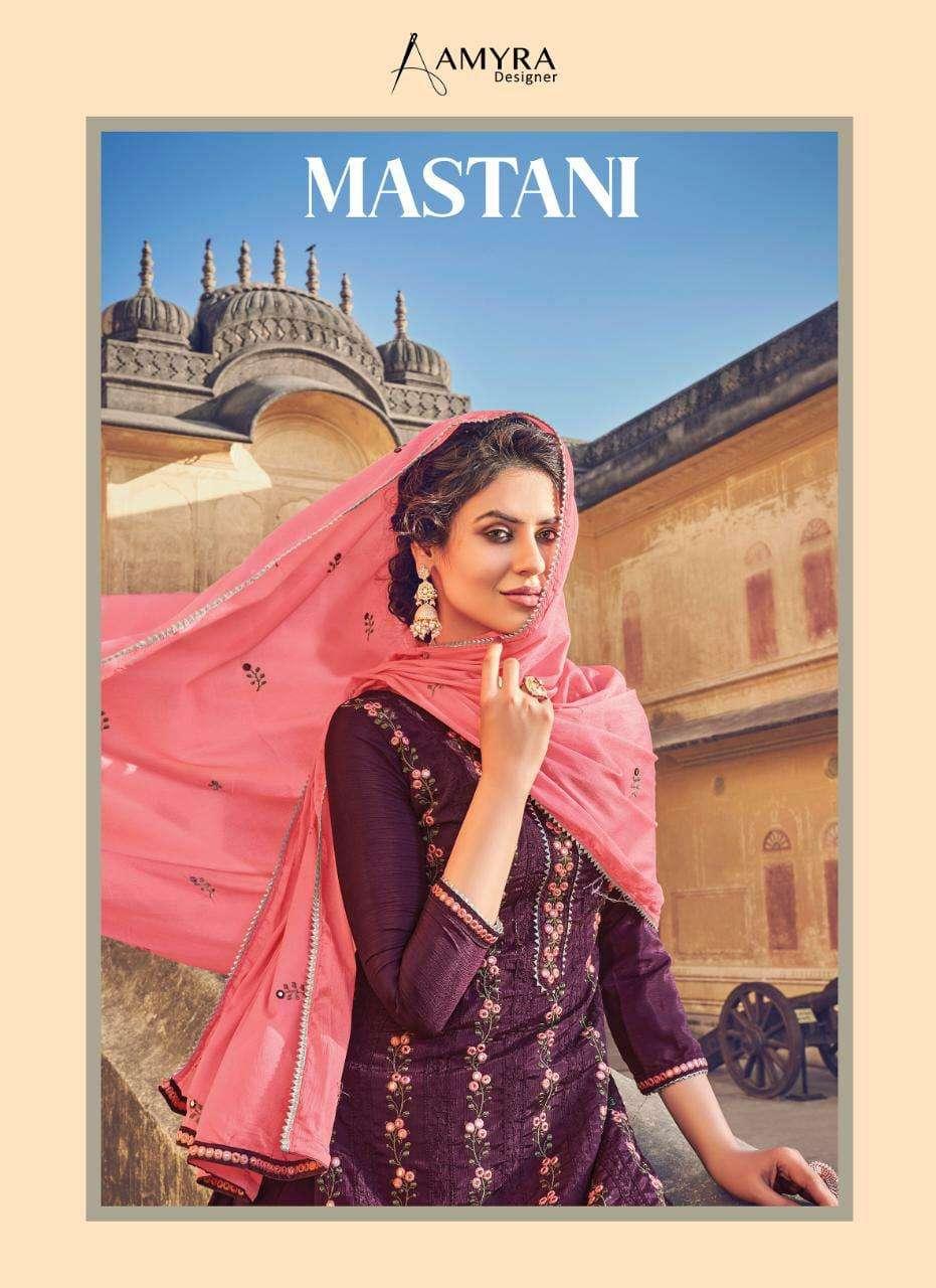 Amyra Mastani Exclusive Garara Party Wear Salwar Kameez