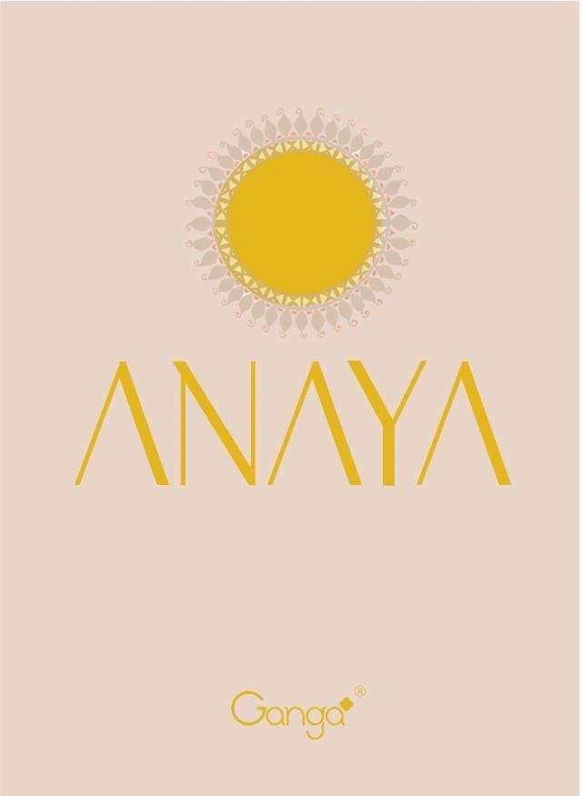 Anaya By Ganga Cotton Fancy Dresses Online Supplier