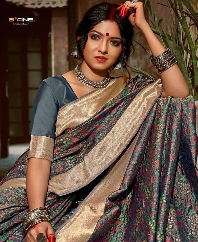 Heritage By Bfine Banarasi Silk Saree Exporter