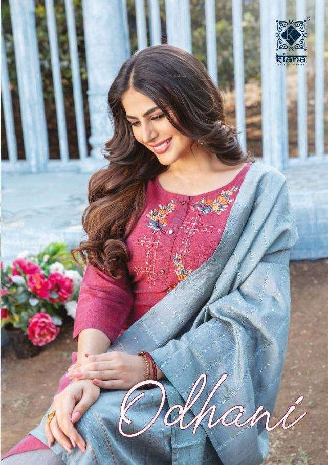 Odhani By Kiana Readymade Fancy Suits