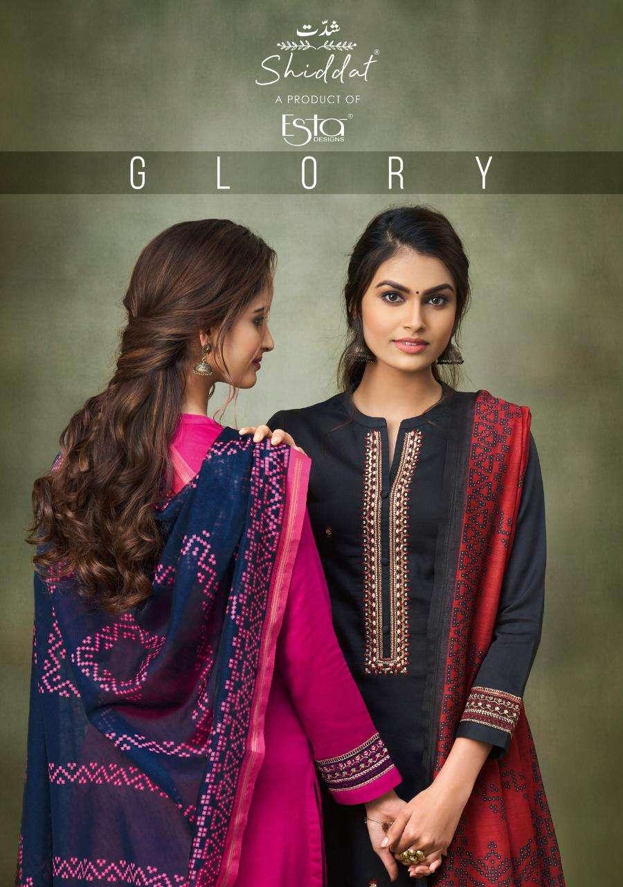 Esta Design Flory By Siddhat Wholesale Ladies Suits Exports