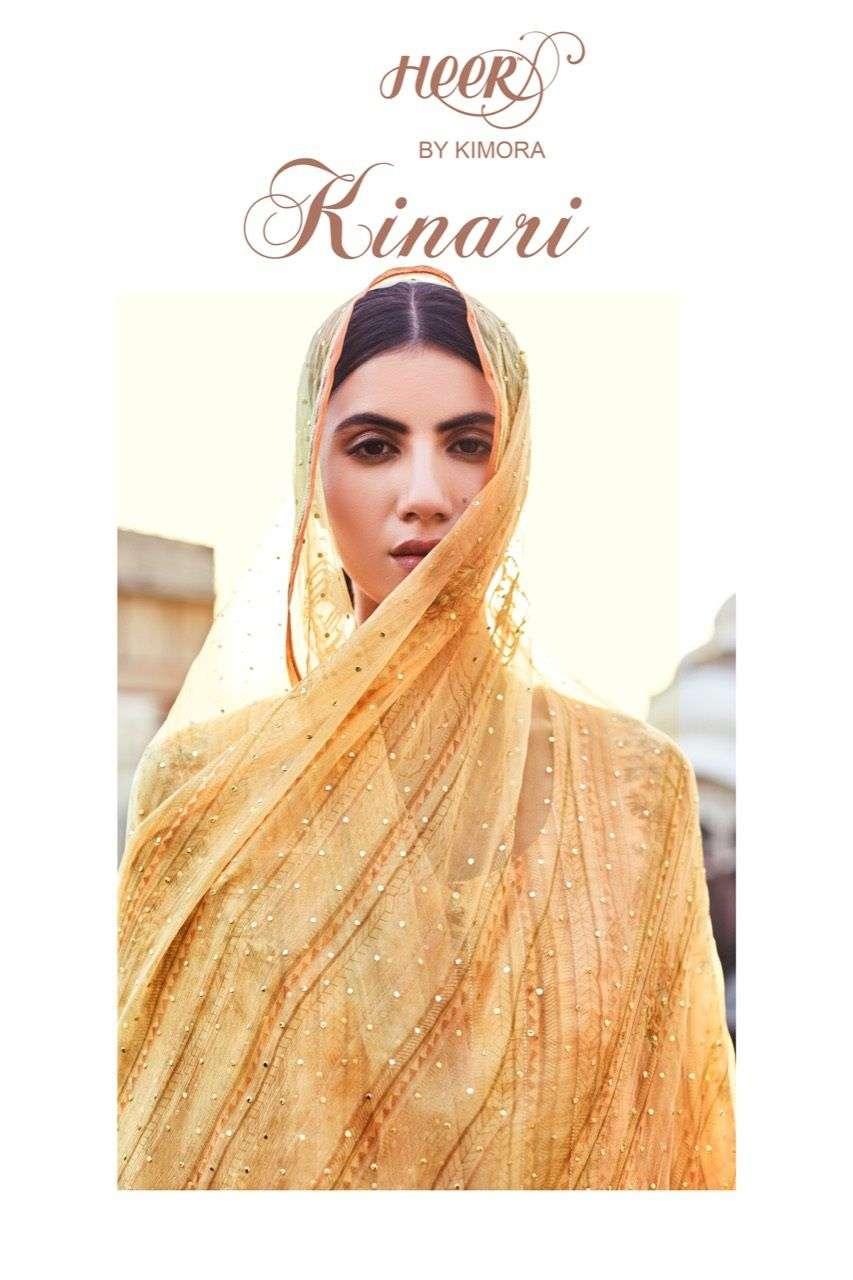 Heer 96 Kinari By Kimora Cotton Fancy Dresses Supplier