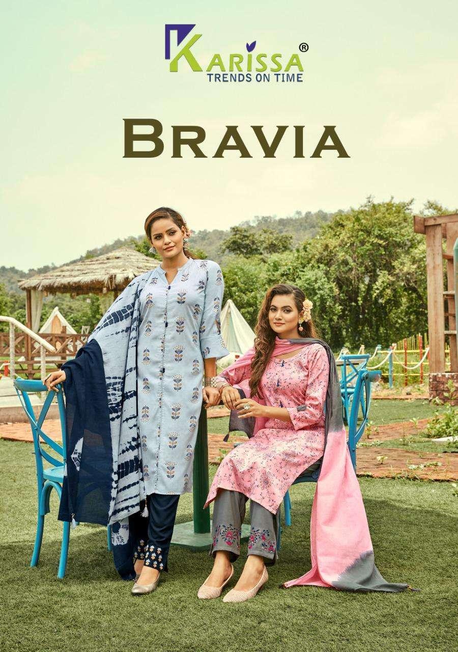 Karissa Bravia Readymade Fancy Salwar Kameez