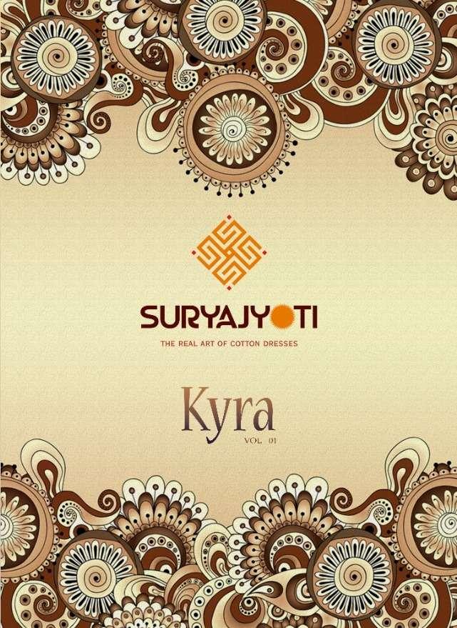 Kyra Vol 1 By Suryajyoti Cotton Salwar Suits Exports
