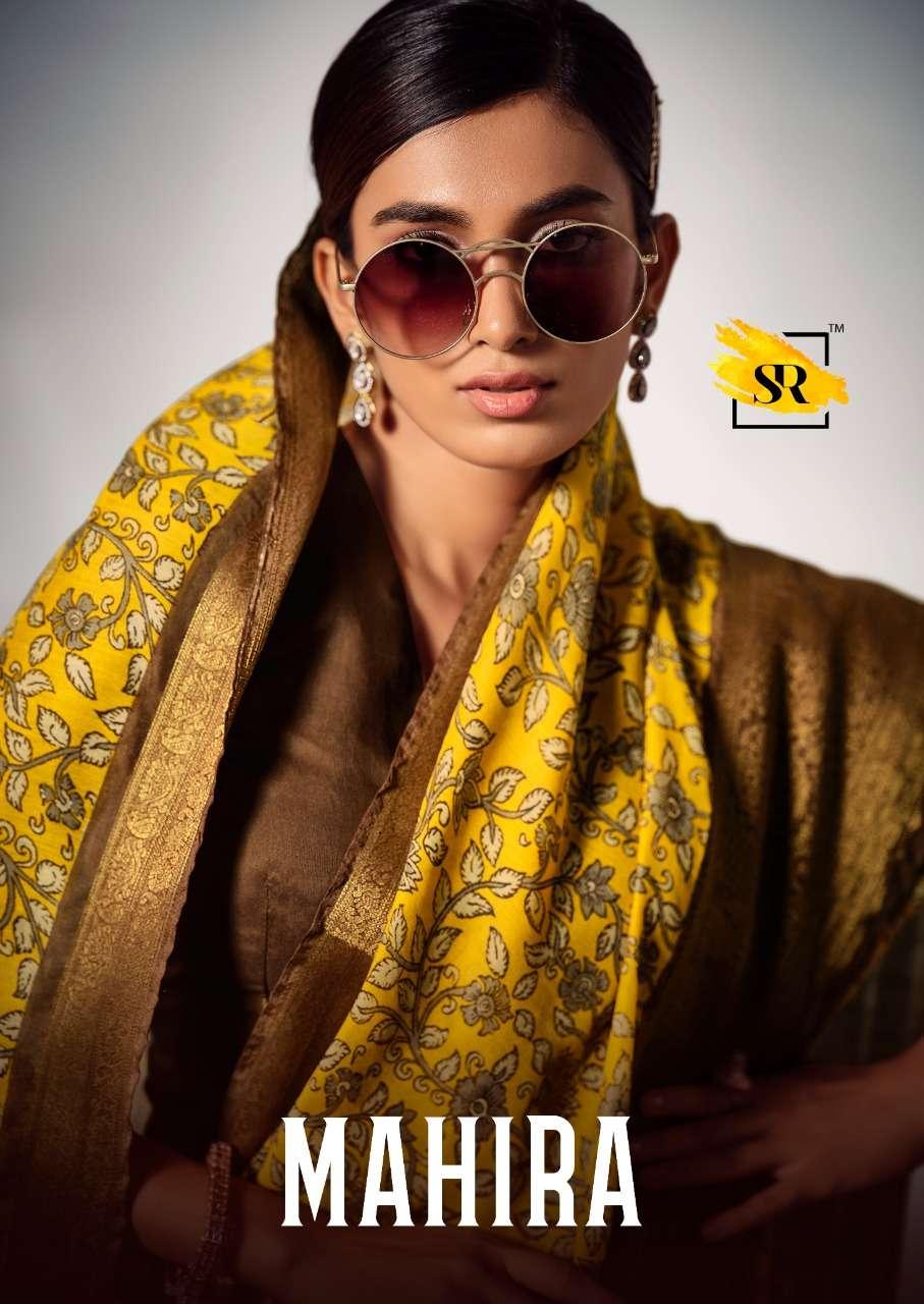 Mahira By Sr Brand Elegant Saris Exports