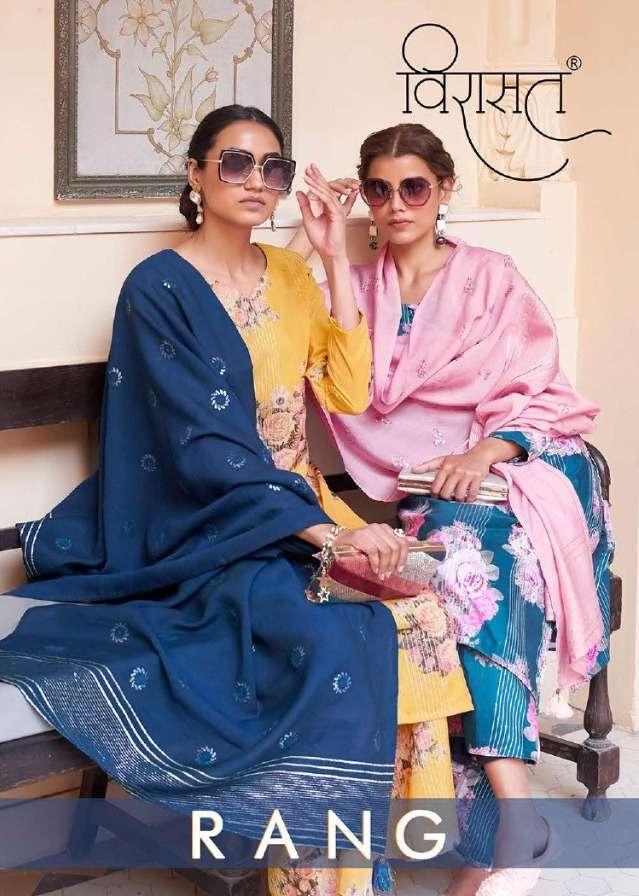 Rang By Virasat Designer Readymade Salwar Kameez
