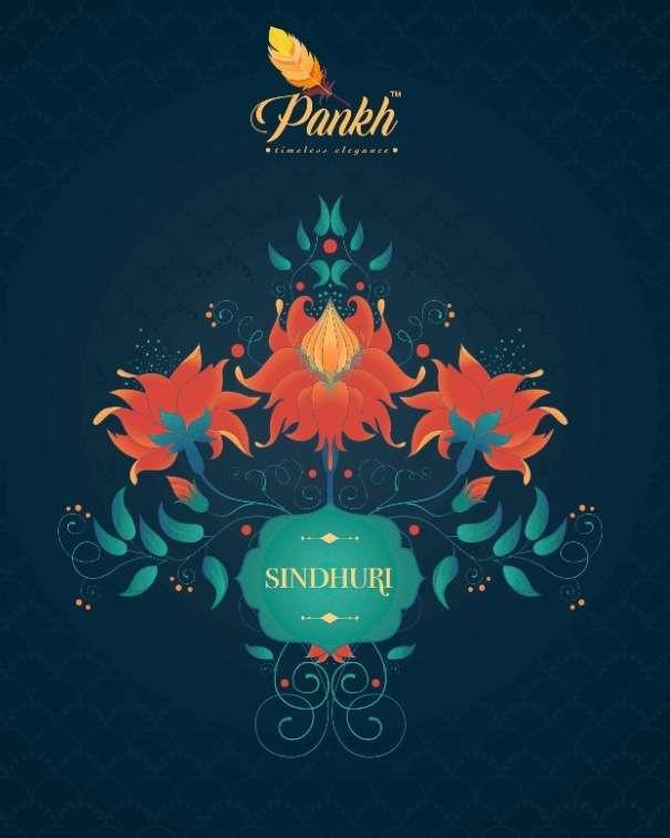 Sindhuri By Pankh Fabulous Designer Saree For Women