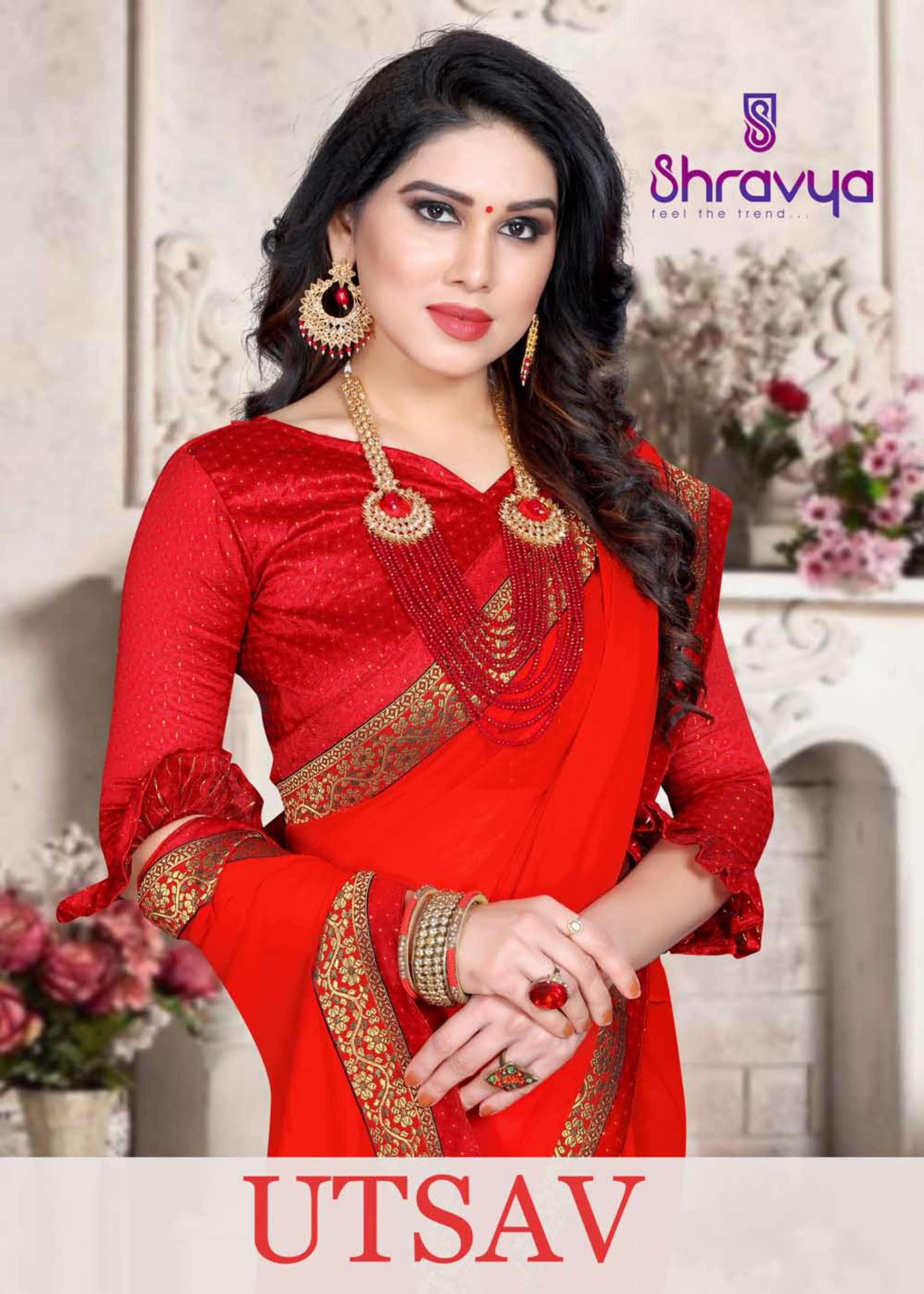 Utsav By Shravya Fashion Wholesale Saree Exporter