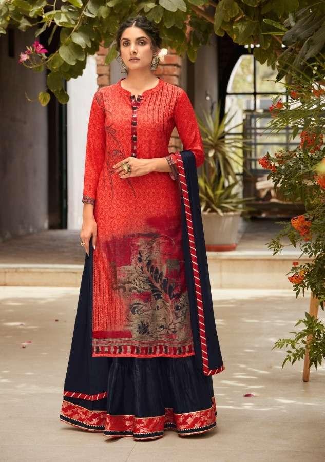 Venue Vol 4 By Kalaroop Readymade Lehenga Style Fancy Suits