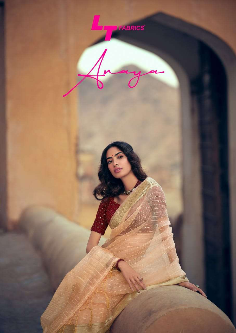 Anaya By Lt Fashions Fancy Sarees Exports