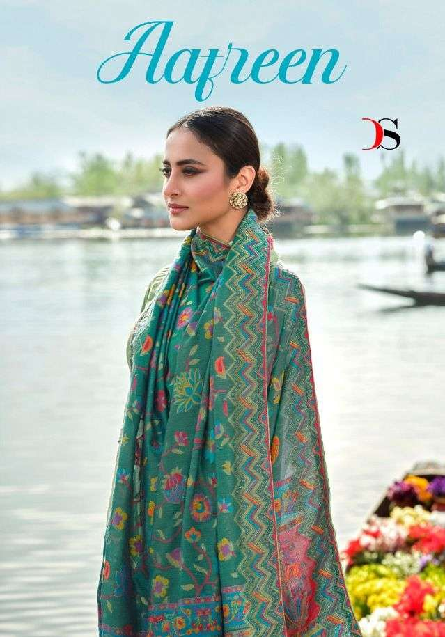 Deepsy Aafreen Silk Ethnic Indian Suits Exporter