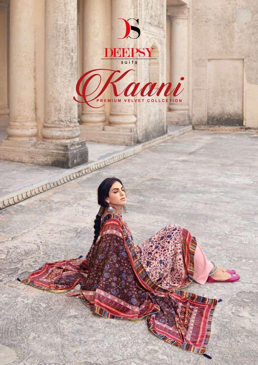 Deepsy Kaani Premium Velvet Indian Winter Dresses