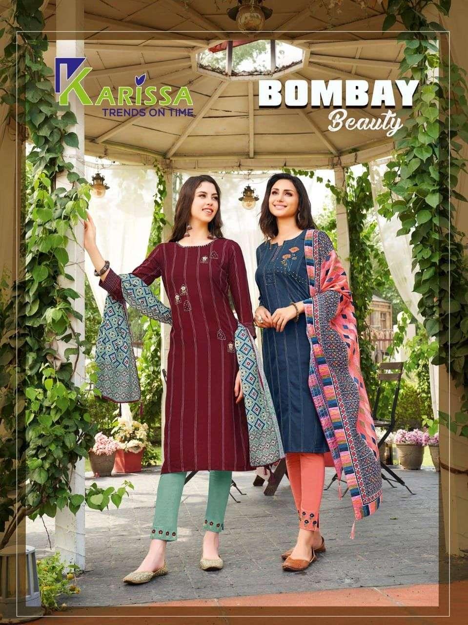 Karissa Bombay Beauty Readymade Fancy Salwar Kameez