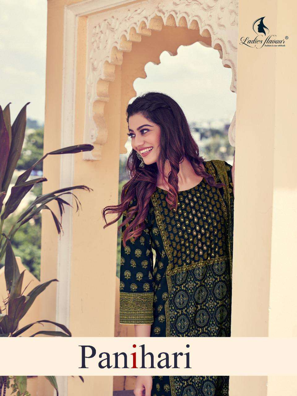 Ladies Flavour Panihari Readymade Fancy Suits Wholesaler