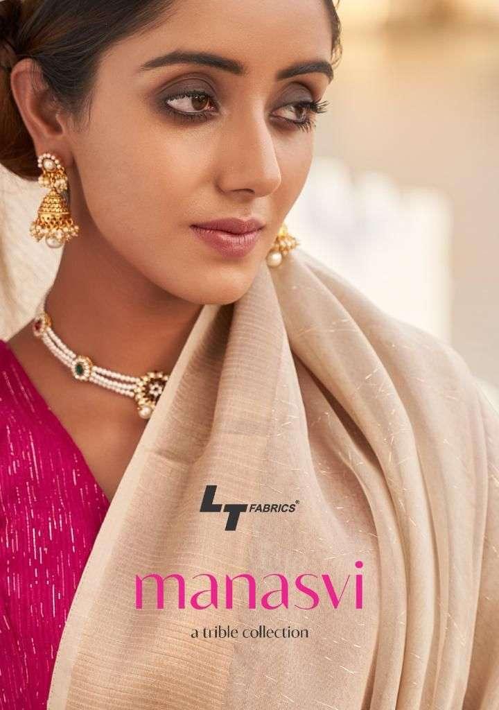 Lt Manasvi Ethnic Stylish Fancy Sarees