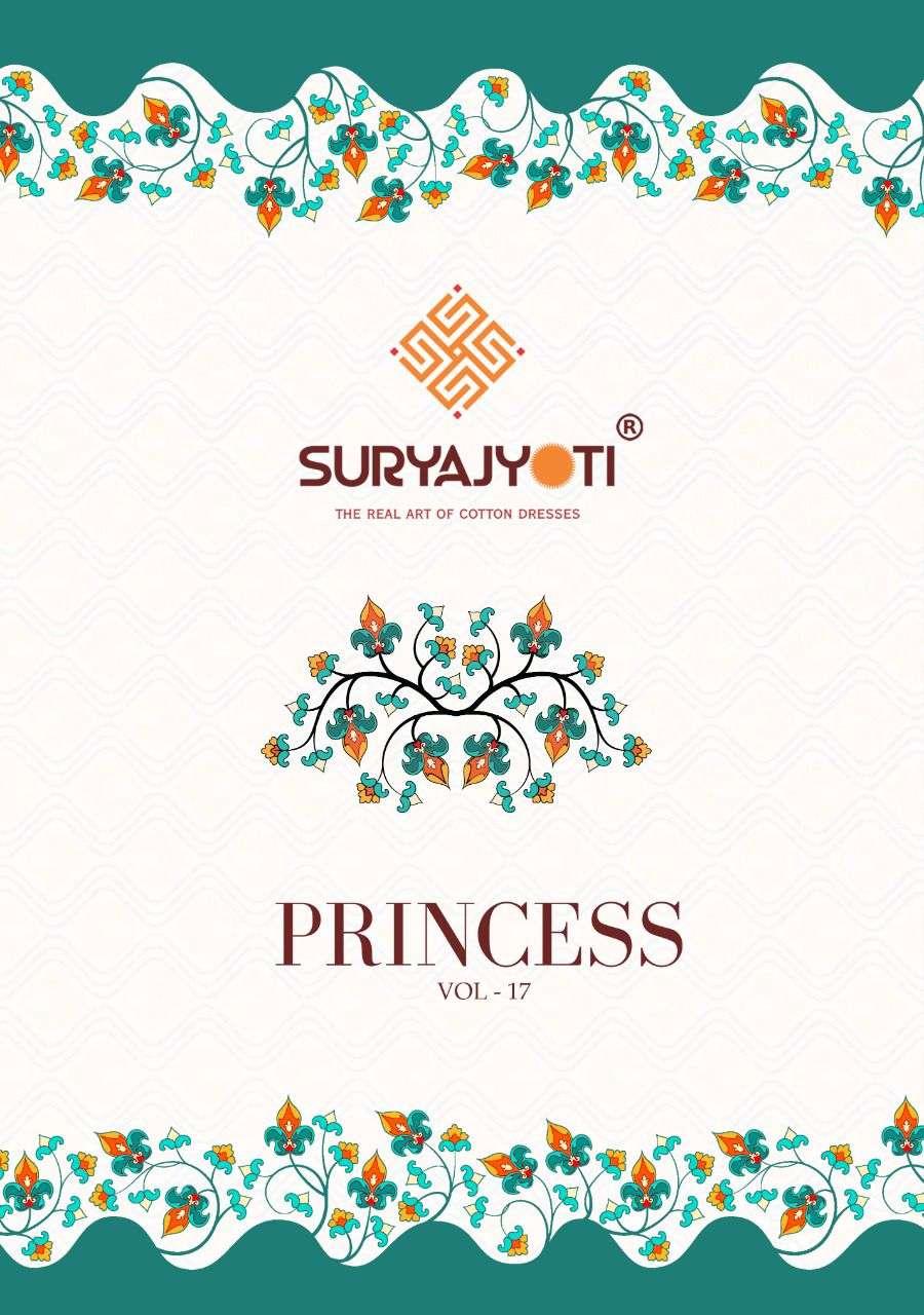 Princess Vol 17 Rayon Print Casual Wear Salwar Kameez By Suryajyoti