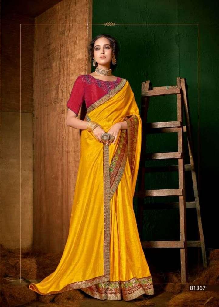 Right Women Shivanjali Ethnic Wear Fancy Sarees