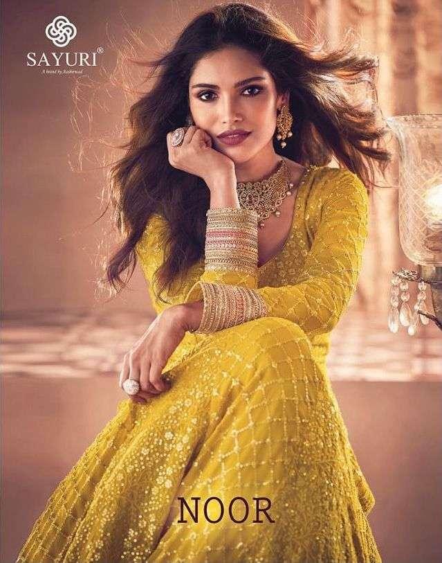 Sayuri Noor Party Wear Full Stitch Salwar Kameez