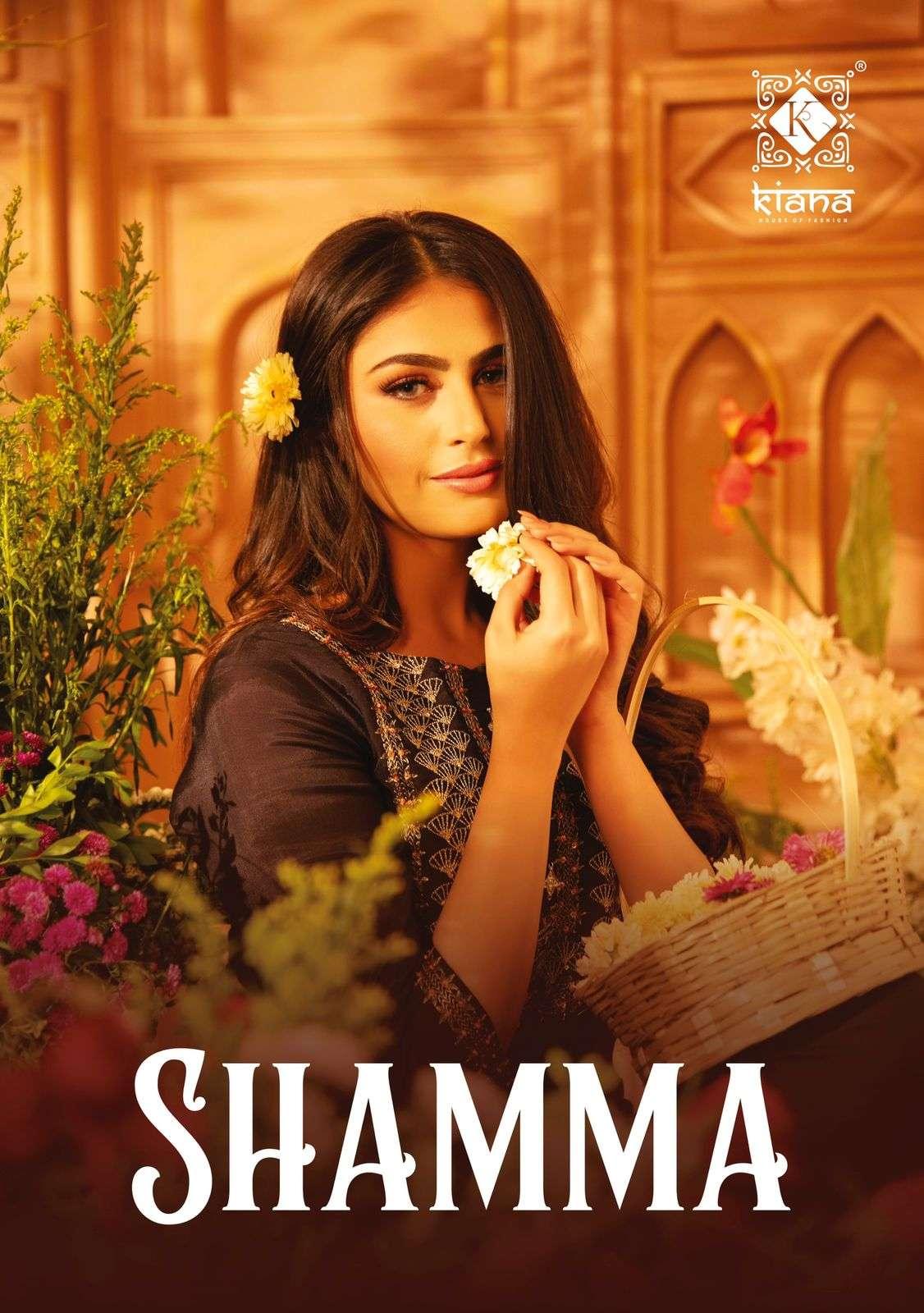 Shamma Readymade Designer Classy Salwar Kameez By Kiana House Of Fashion