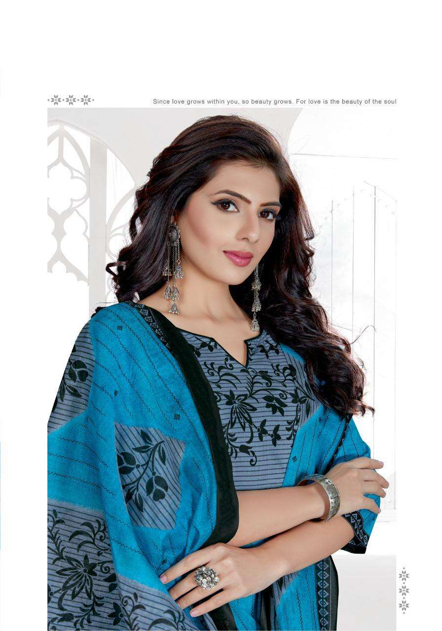 Sweet Girl Vol 10 Lowest Range Cotton Dress Material By Miss World Choice
