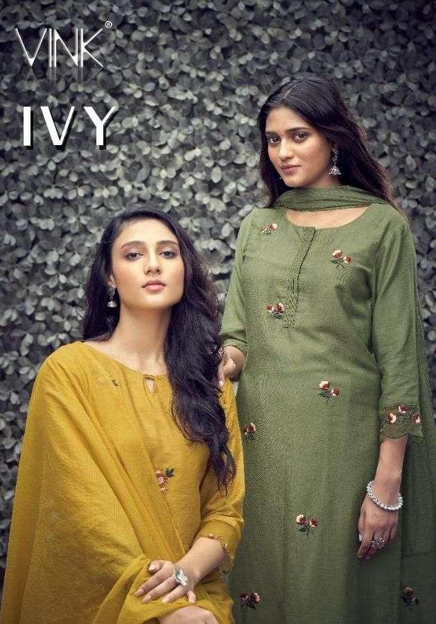 Vink Ivy Viscose Readymade Fancy Salwar Kameez