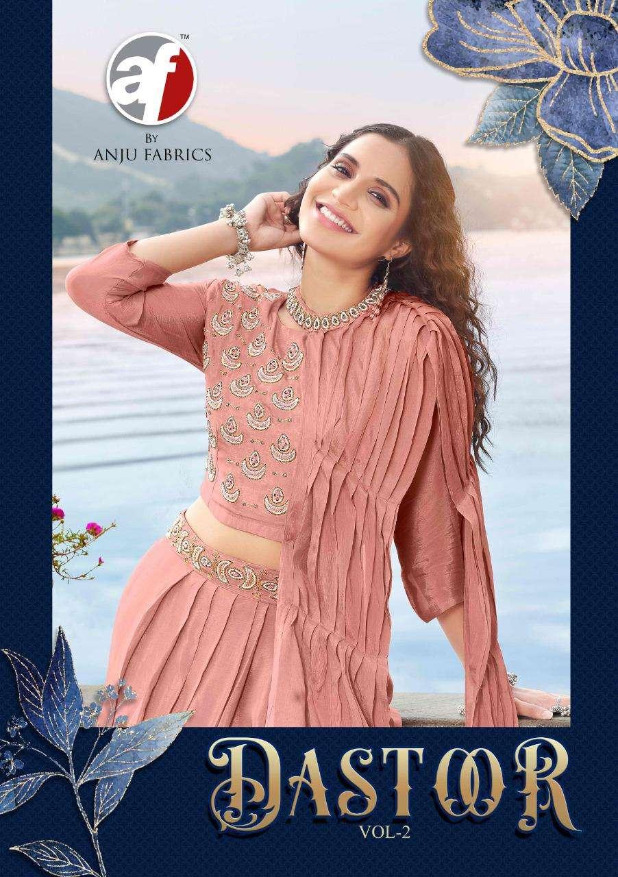 A F kurti introduce new stylish collection dastoor vol 2 designer kurti collection for diwali